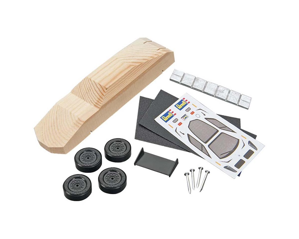 Revell Sports Car Racer Kit Pinewood Derby