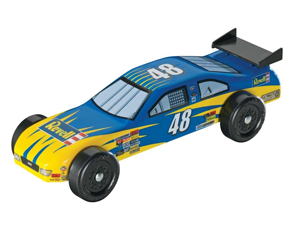 Stock Car Trophy Series Kit Pinewood Derby by Revell