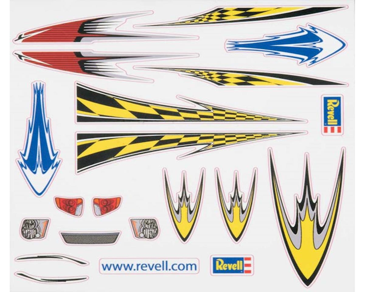 Revell Peel & Stick Decal D