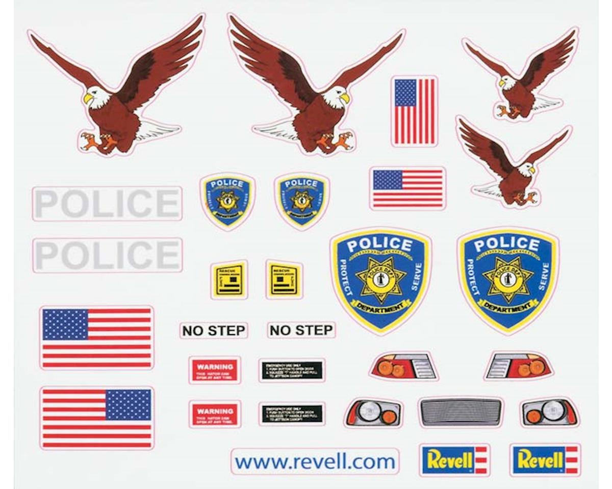 Revell Peel & Stick Decal J