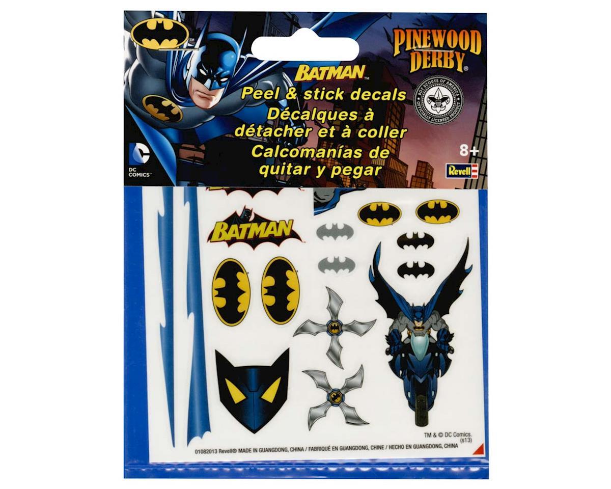 Revell Batman Peel & Stick Decal Sheet