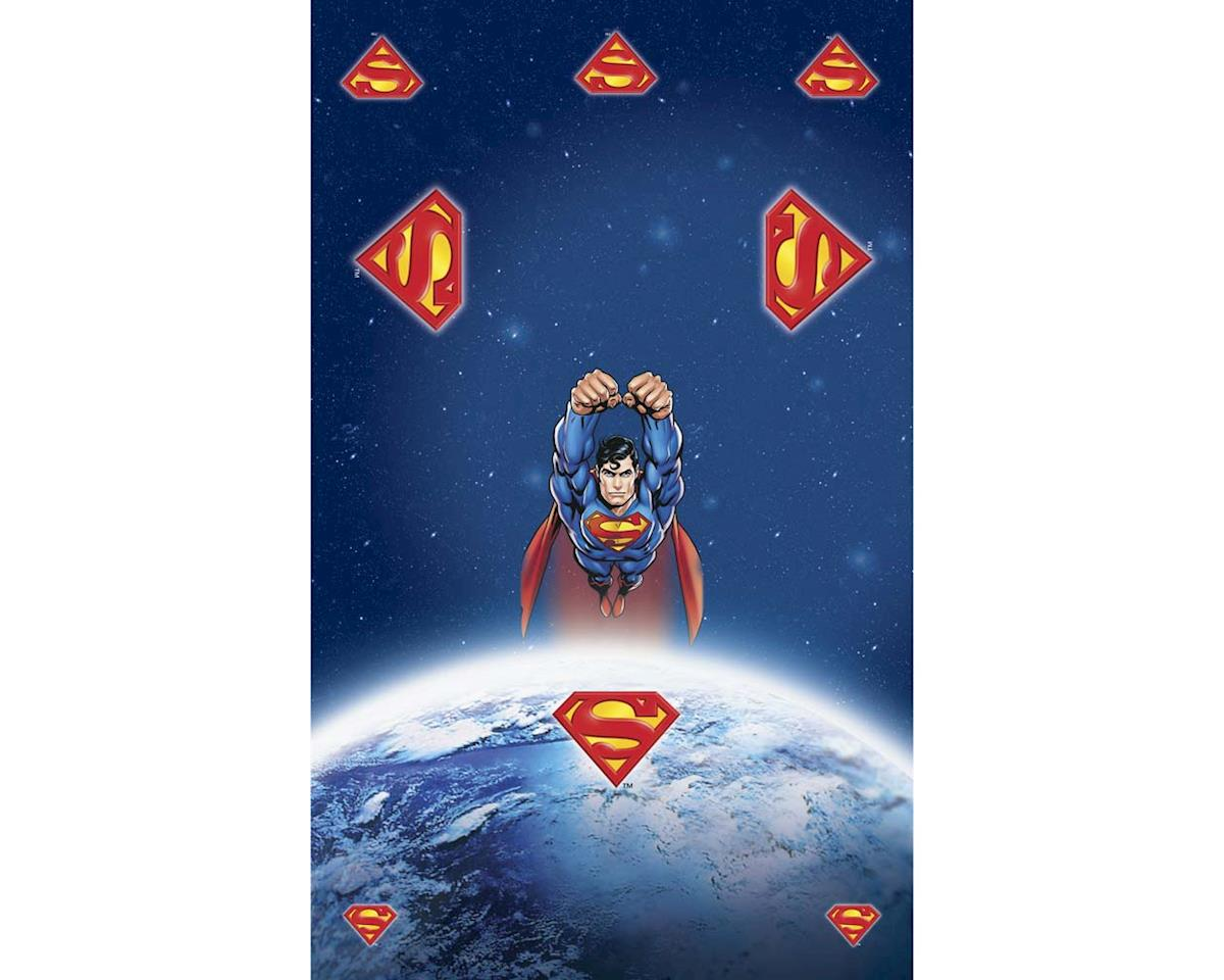 Revell Superman Car Wrap Decal Pinewood Derby