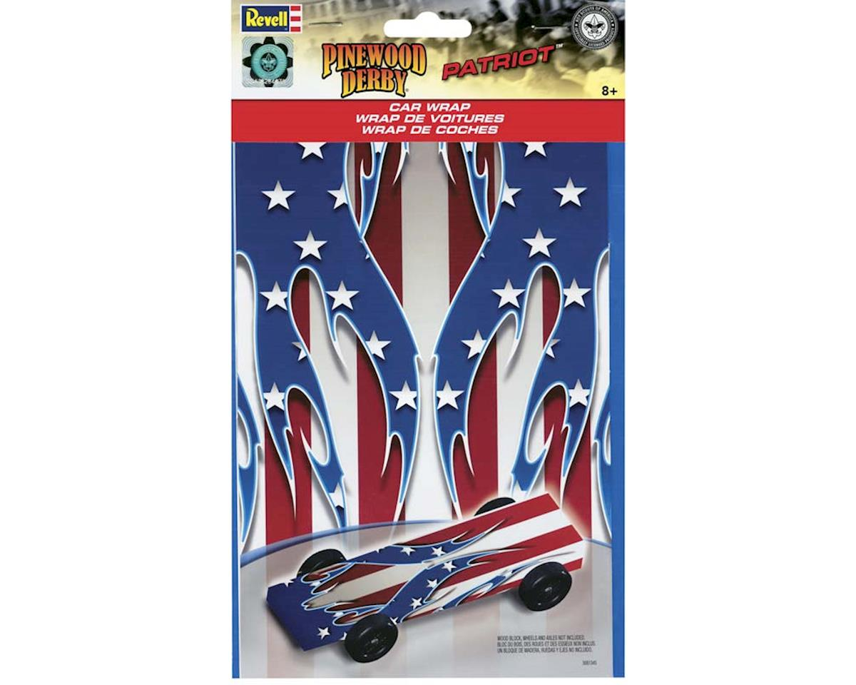 Revell Patriot Car Wrap Decal