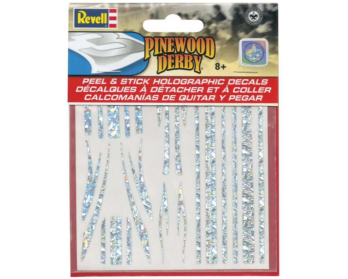 Revell Peel & Stick Holographic Decal Stripes