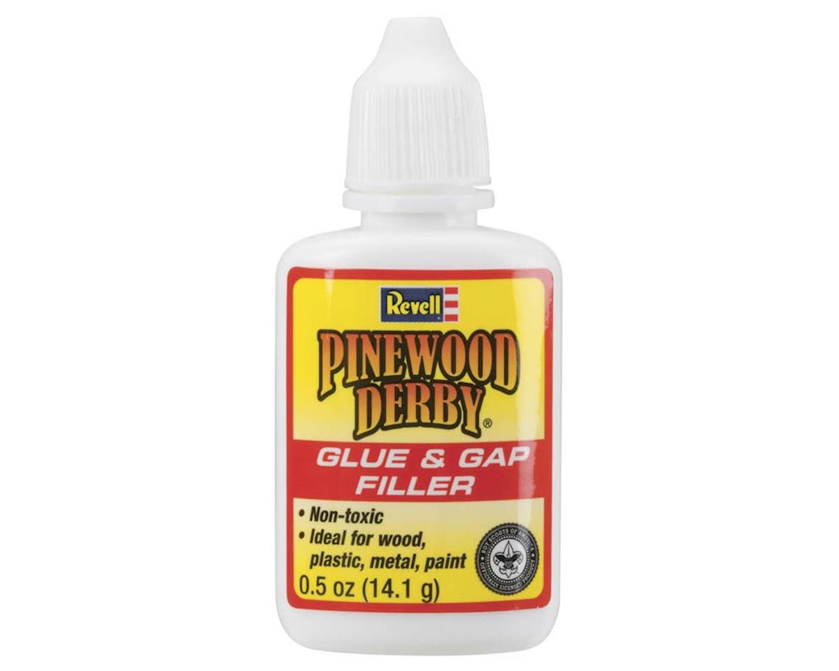 Revell White Glue With Gap Filler Pinewood Derby