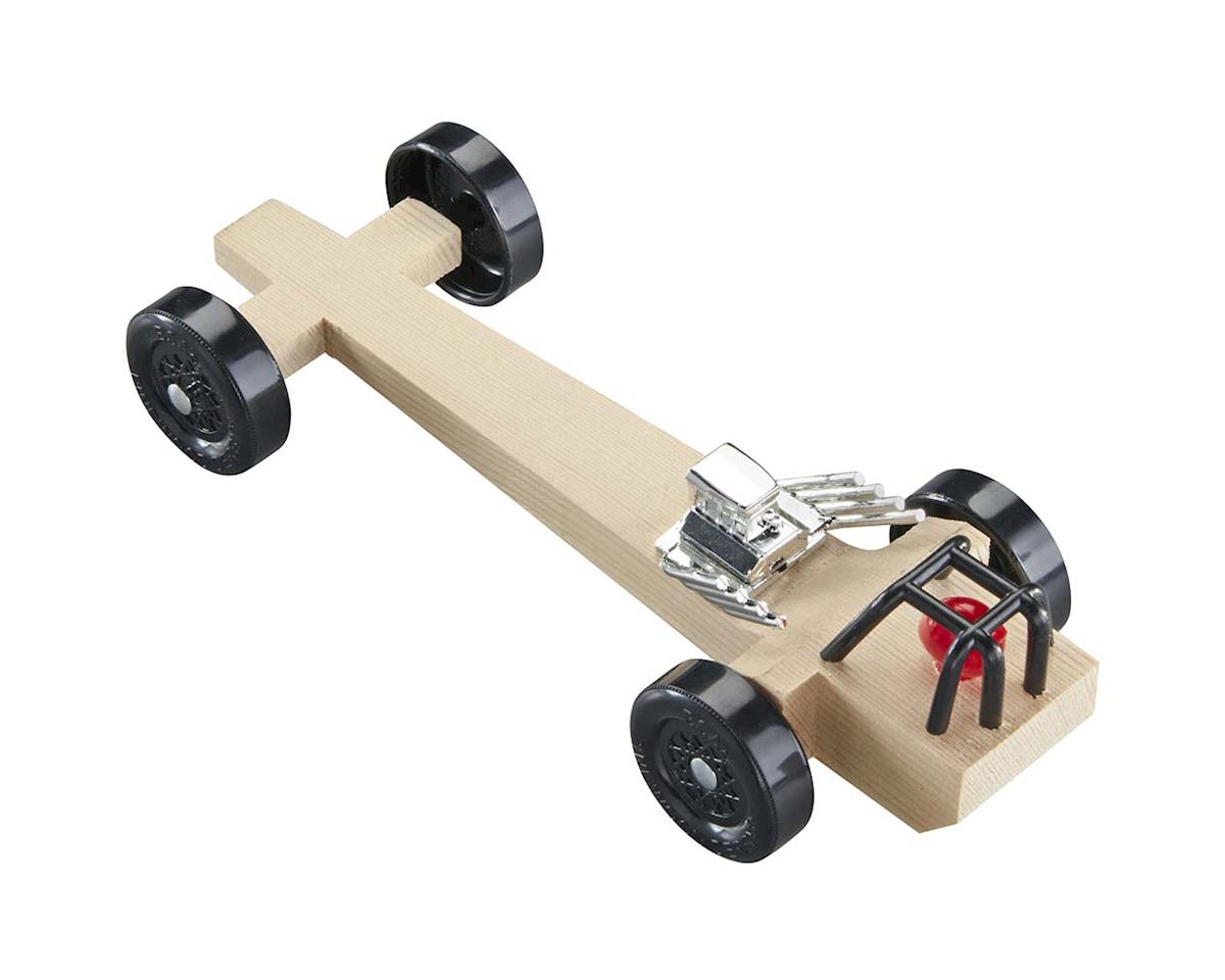 Revell Dragster Racer Kit Pinewood Derby