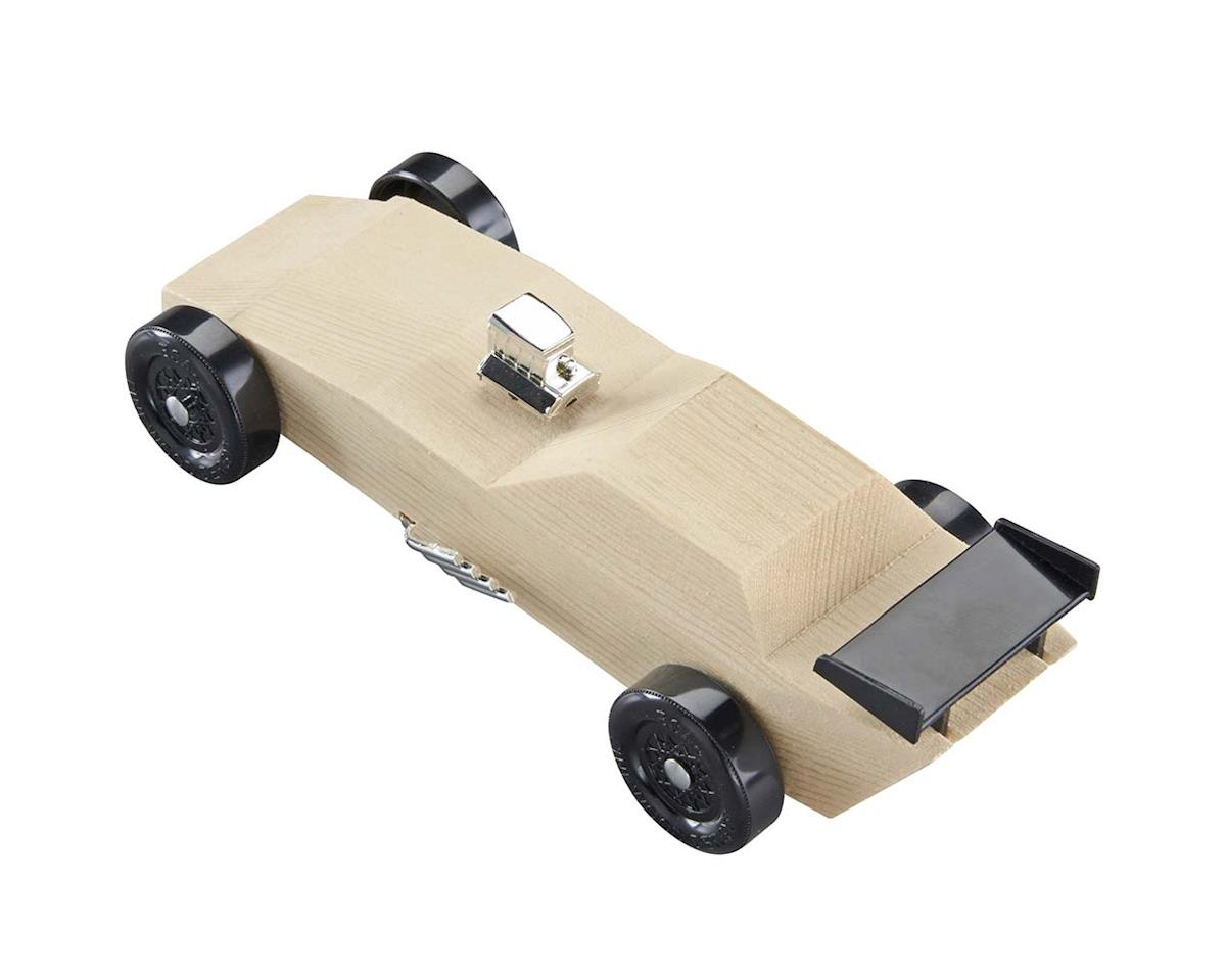 Revell Racer Set Funny Car Kit Pinewood Derby