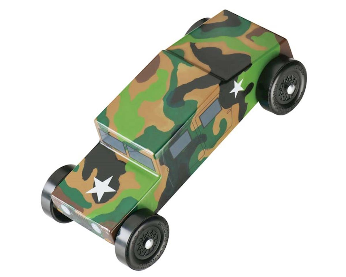 Revell Racer Set Military Kit Pinewood Derby