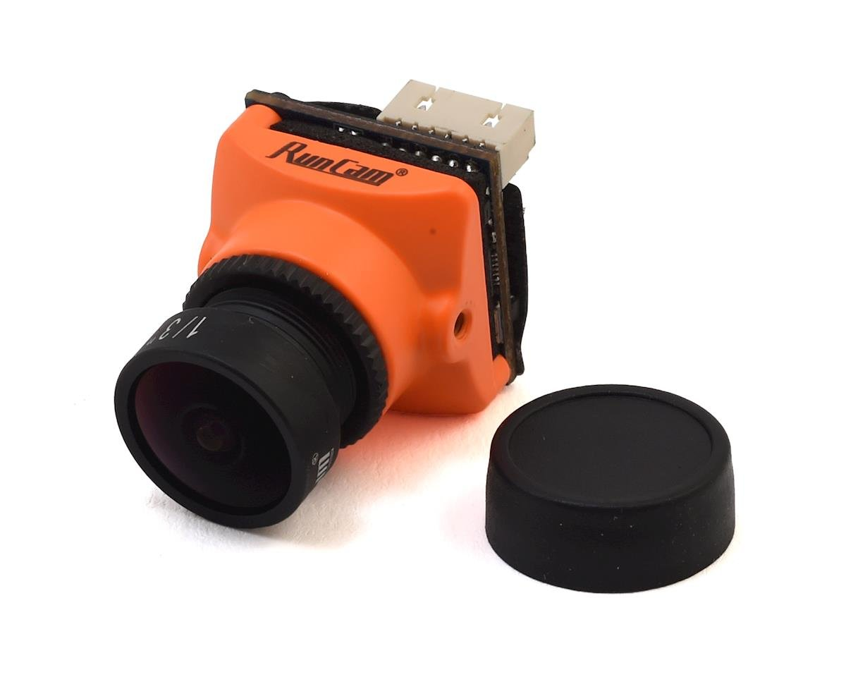 Runcam Micro Swift3 FPV Camera (2.1mm Lens) (Orange)