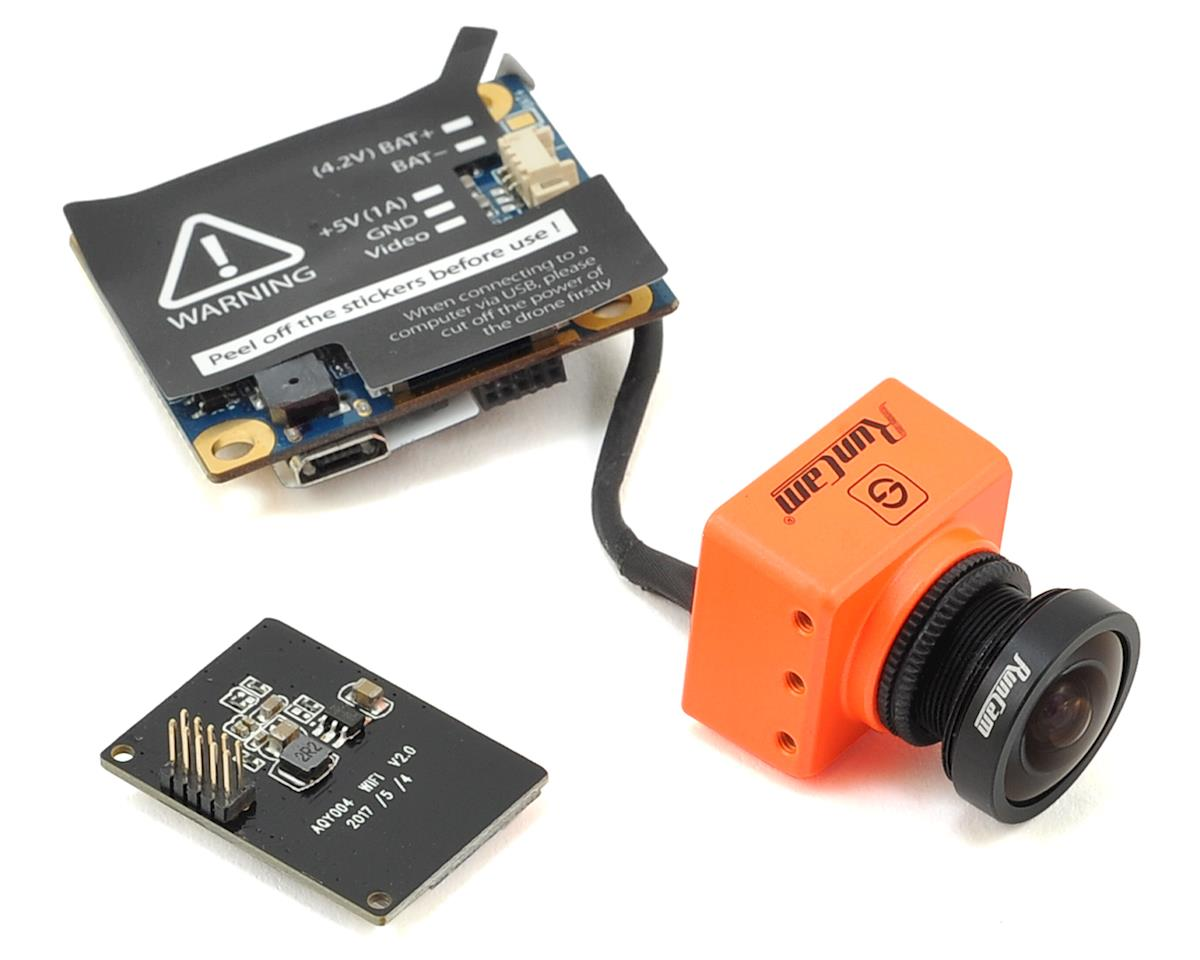 Runcam Split HD FPV Camera w/WiFi Module (High Quality RC25G Lens)
