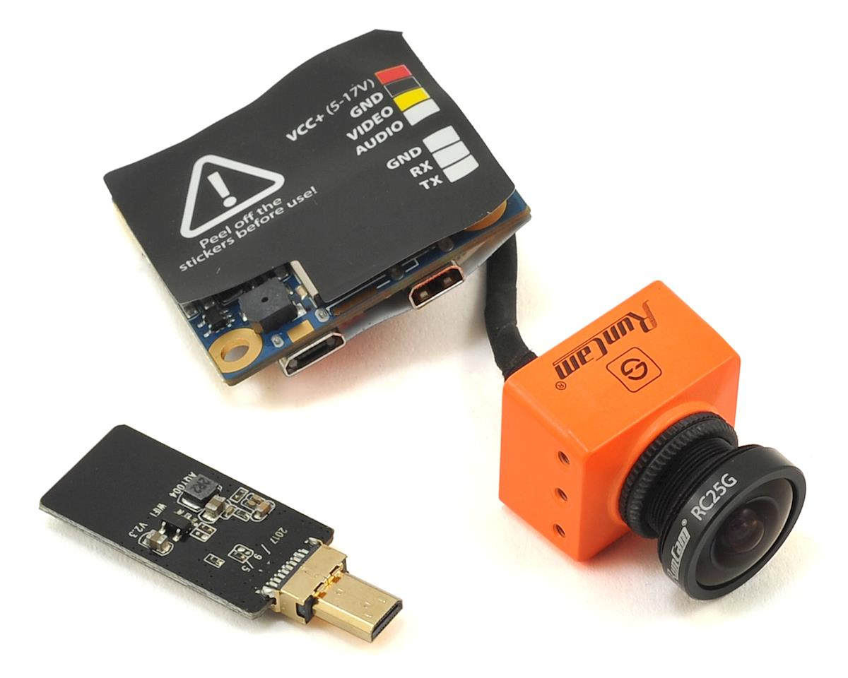 Split2 HD FPV Camera w/WiFi Module by Runcam