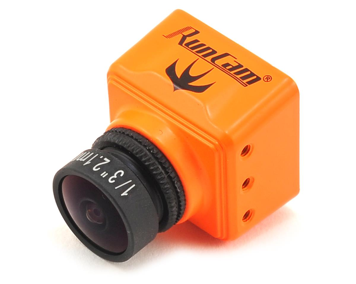 Runcam Swift Mini FPV Camera (2.1mm Lens) (Orange) (IR Block)