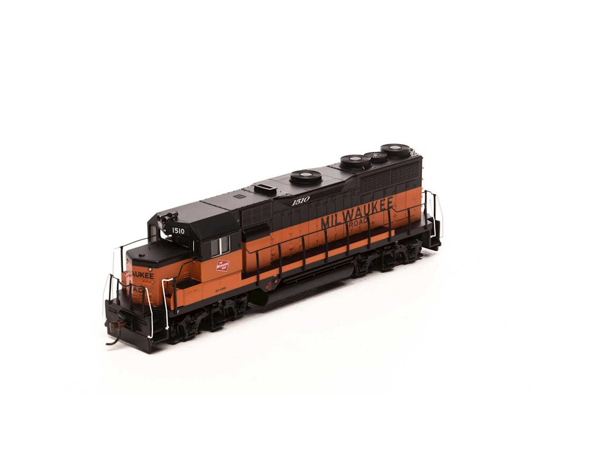 Roundhouse HO GP35, MILW #1510