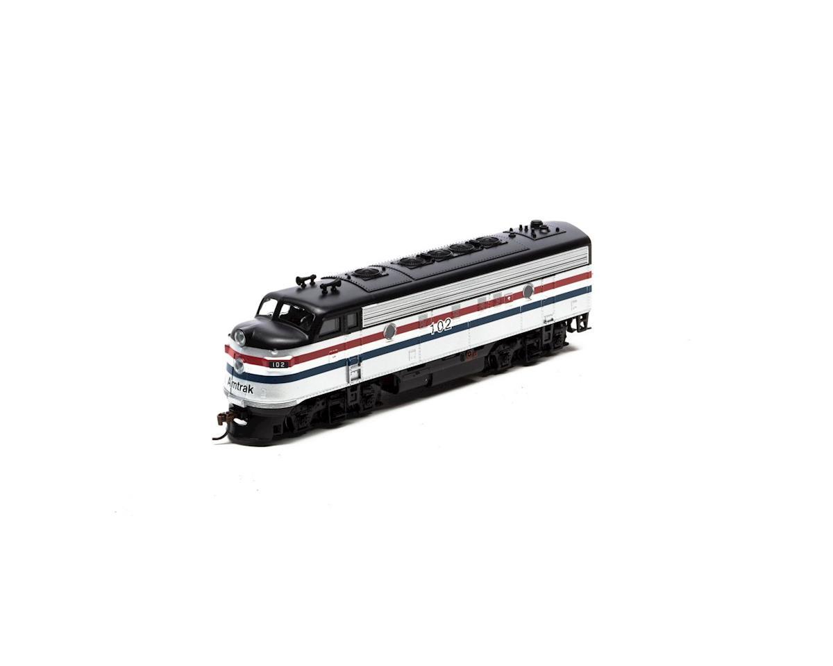 HO F7A, Amtrak #102