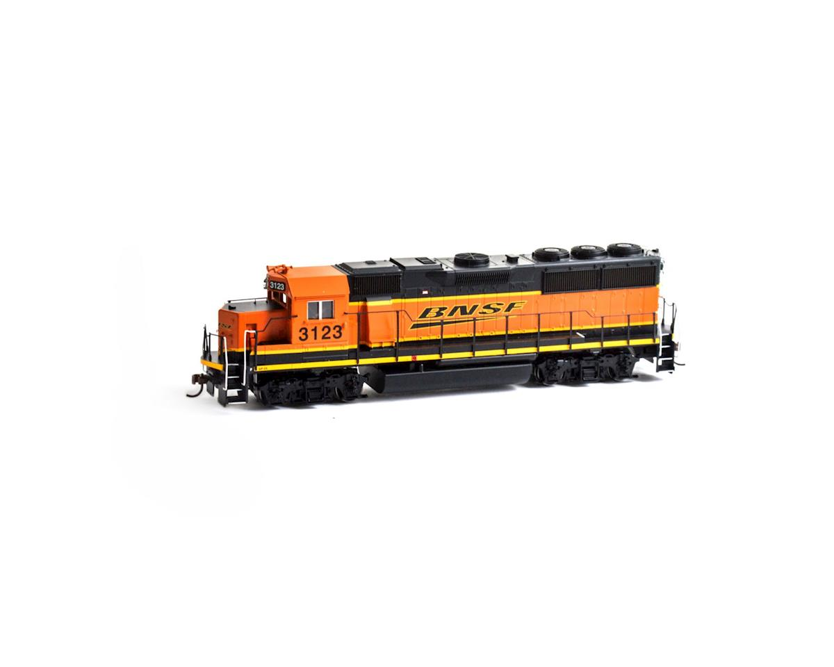 Roundhouse HO GP50 Phase 2, BNSF #3123