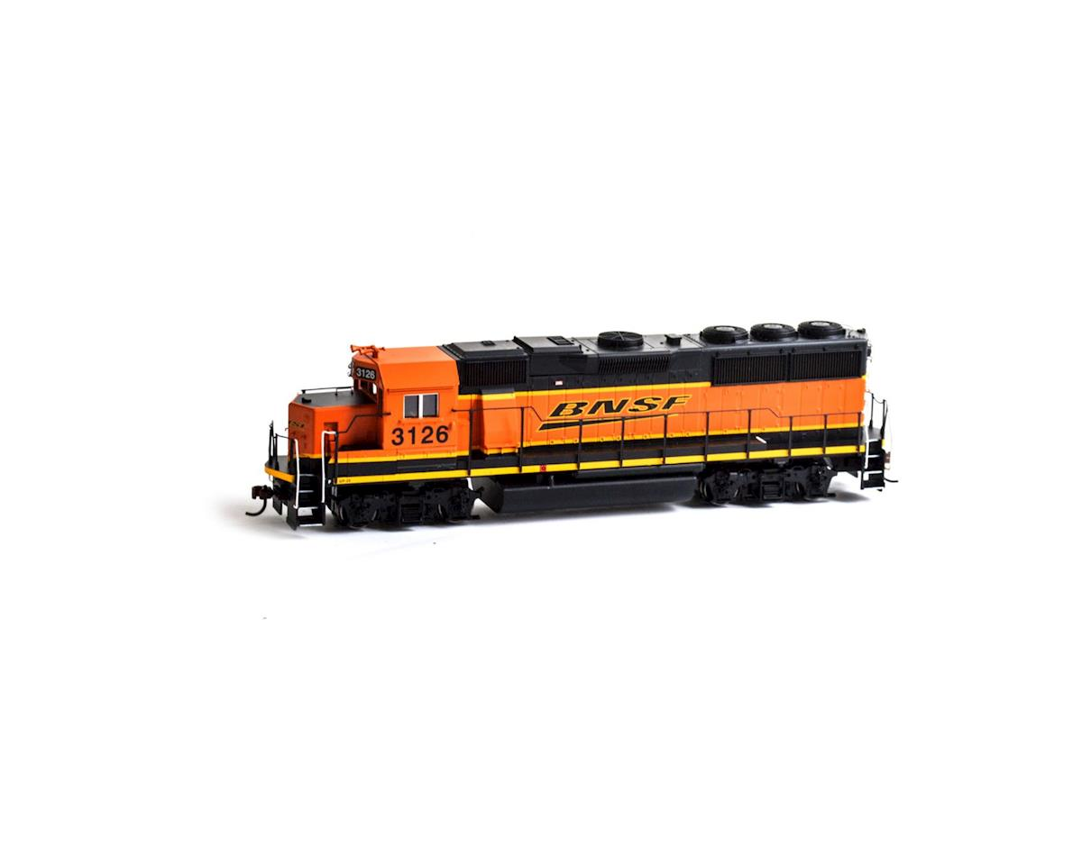 Roundhouse HO GP50 Phase 2, BNSF #3126