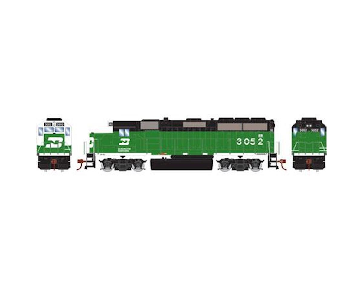 Roundhouse HO GP40-2, BN #3052