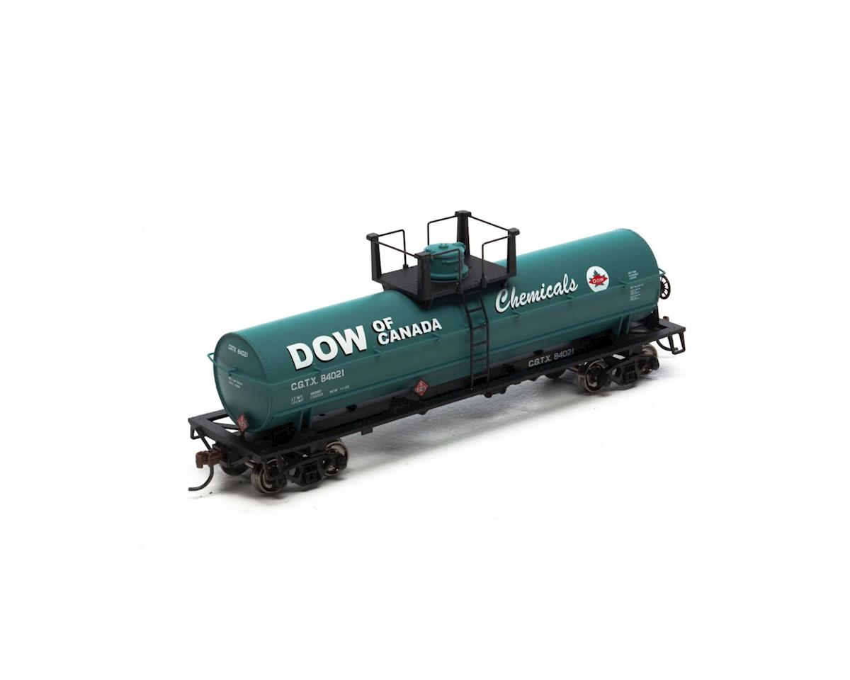 Roundhouse HO Chemical Tank, Dow of Canada #84021