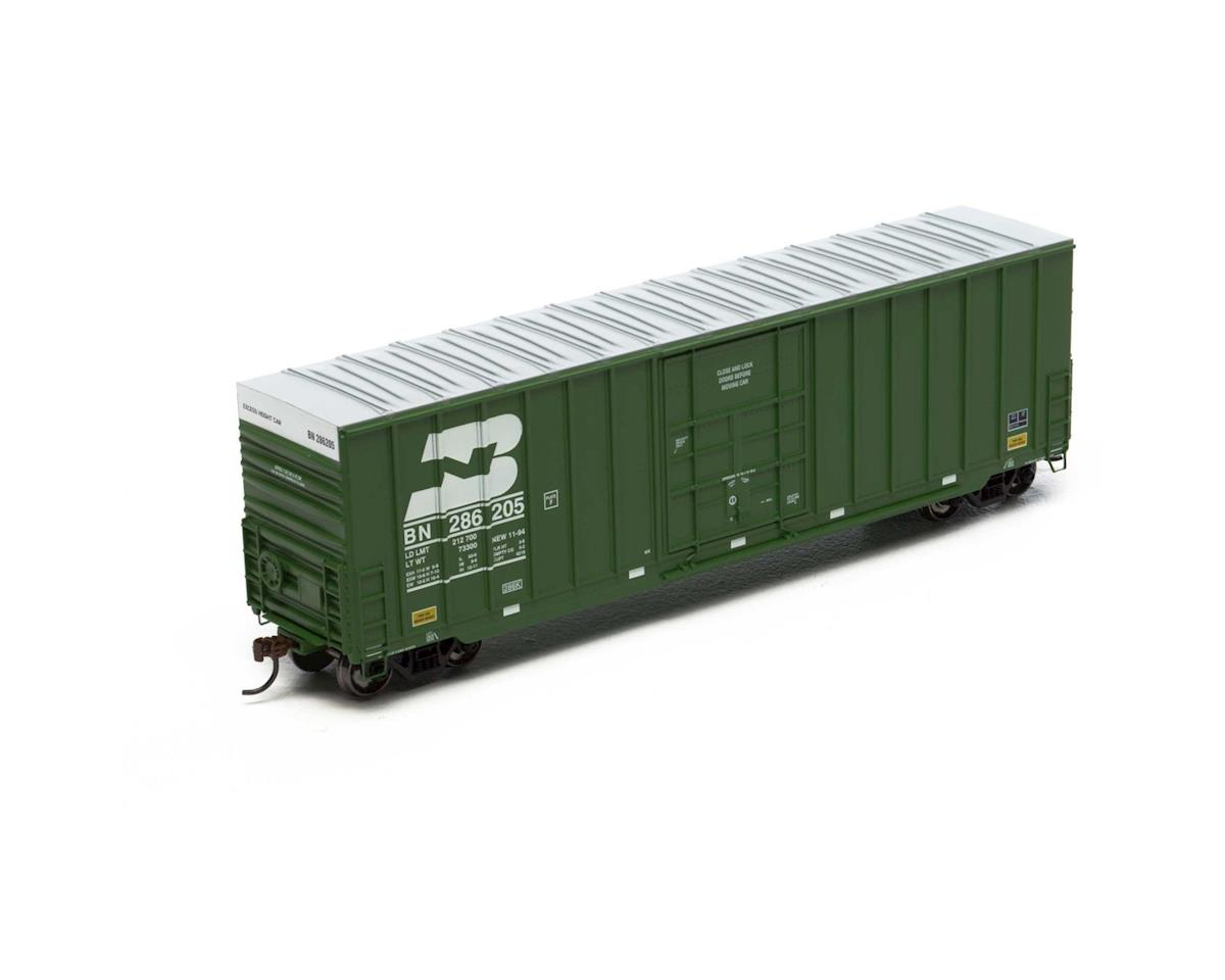 Roundhouse HO 50' Ext Post High Cube Plug Door Box,BN #286205