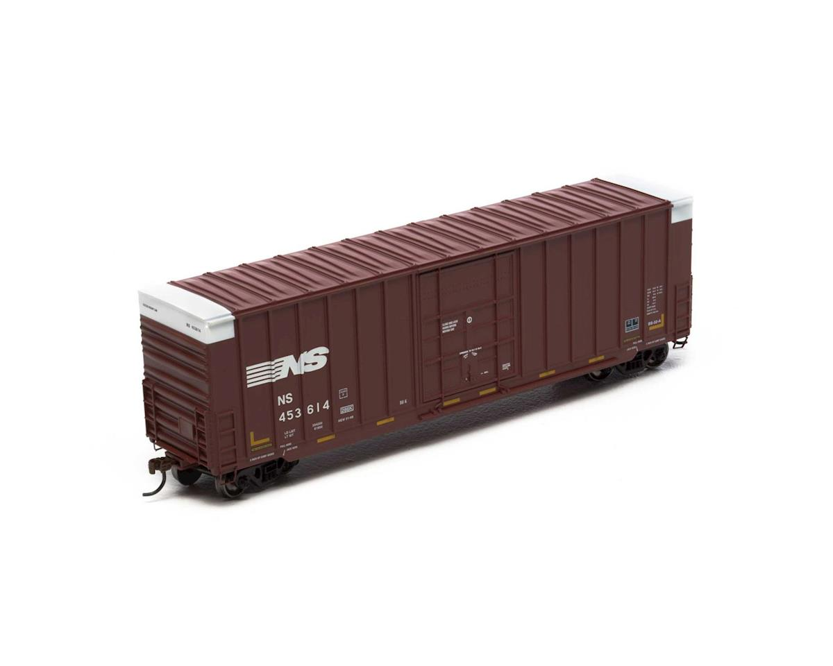 Roundhouse HO 50' Ext Post High Cube Plug Door Box,NS #453614
