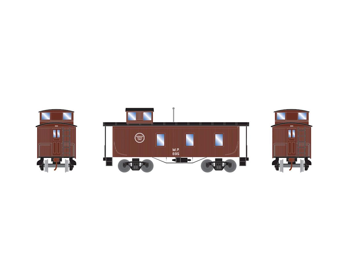 Roundhouse HO 30' 3-Window Caboose, MP #895