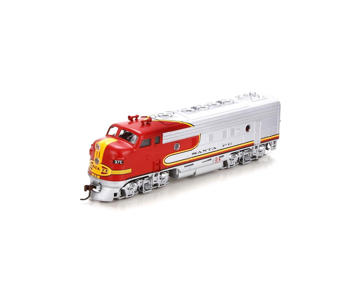 Roundhouse HO RTR F7A, SF/Warbonnet #37C