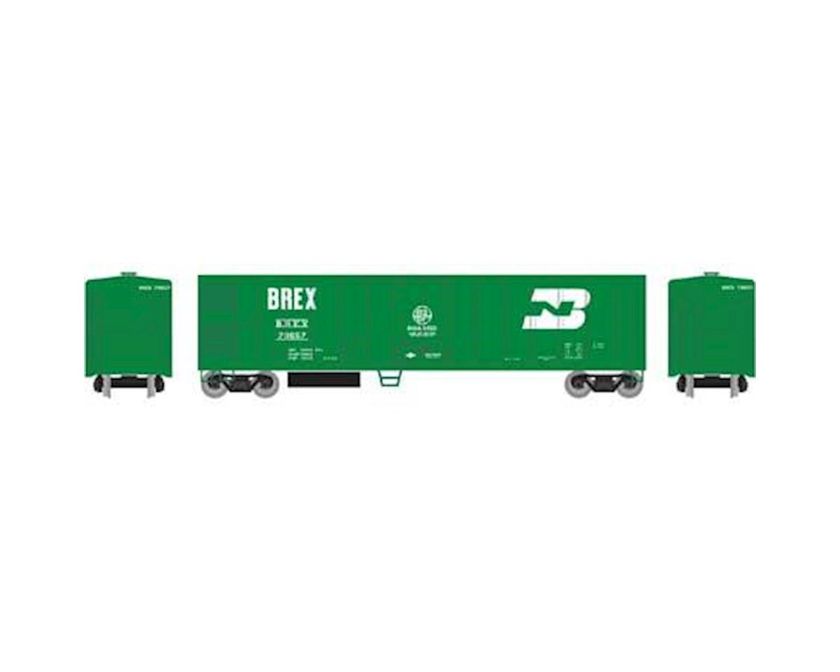 Roundhouse HO 50' Smooth Side Mechanical Reefer, BREX #79657
