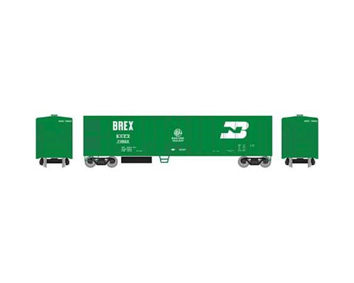 Roundhouse HO 50' Smooth Side Mechanical Reefer, BREX #79662