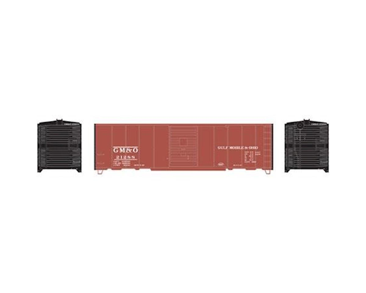 HO 40' Box Car Single Door, GM&O #21288 by Roundhouse