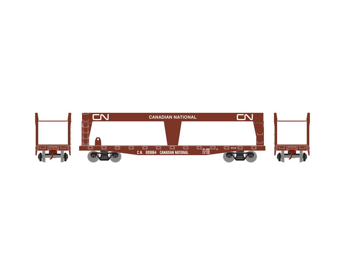 Roundhouse HO 50' Double-Deck Autoloader, CN #699864