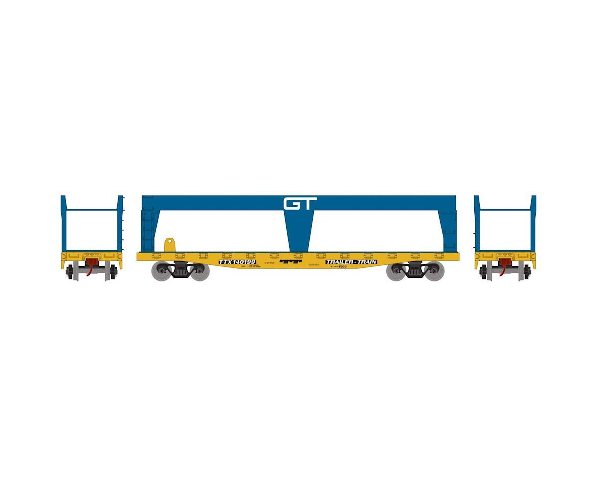 Roundhouse HO 50' Double-Deck Autoloader, GTW #140199