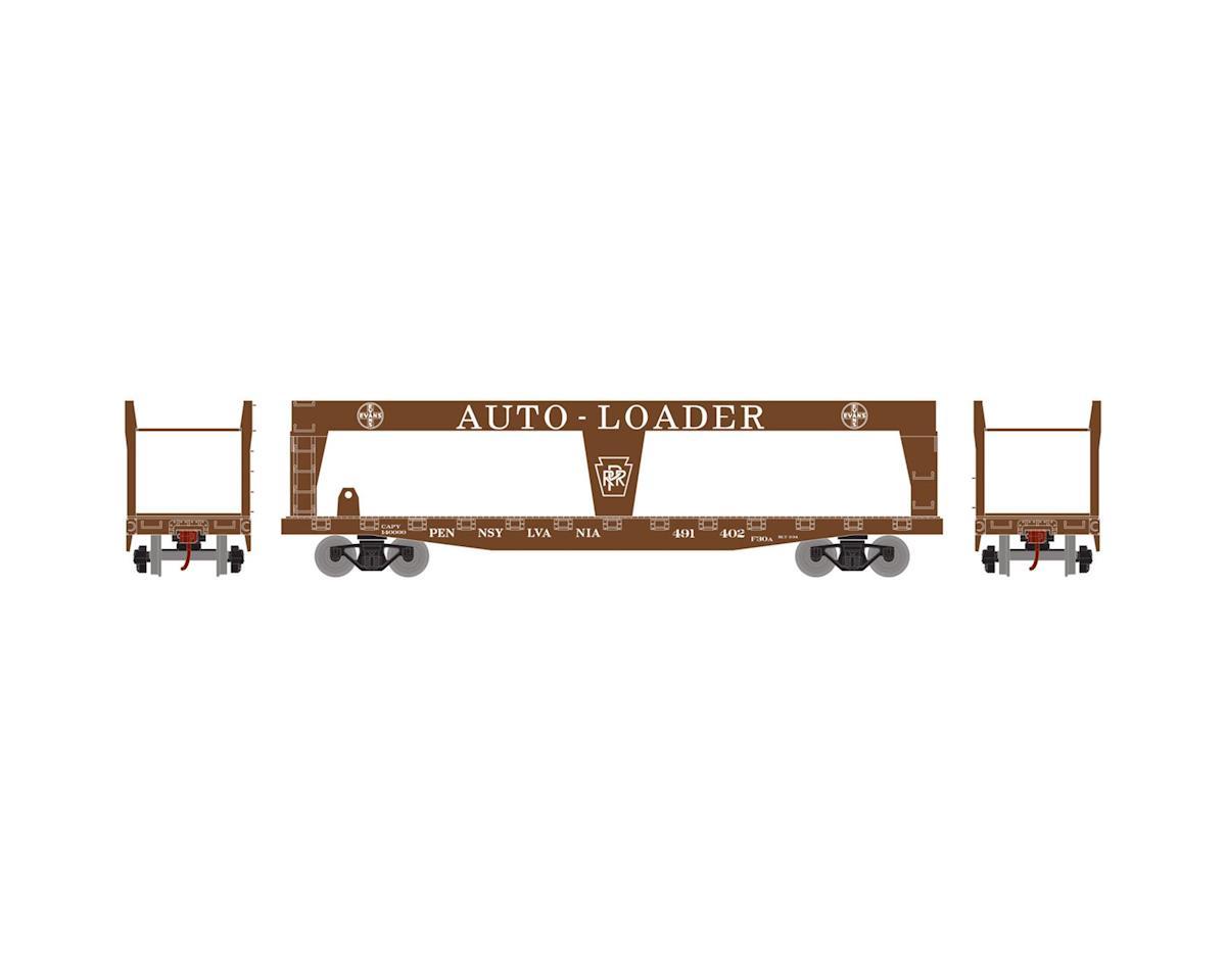 Roundhouse HO 50' Double-Deck Autoloader, PRR #491402