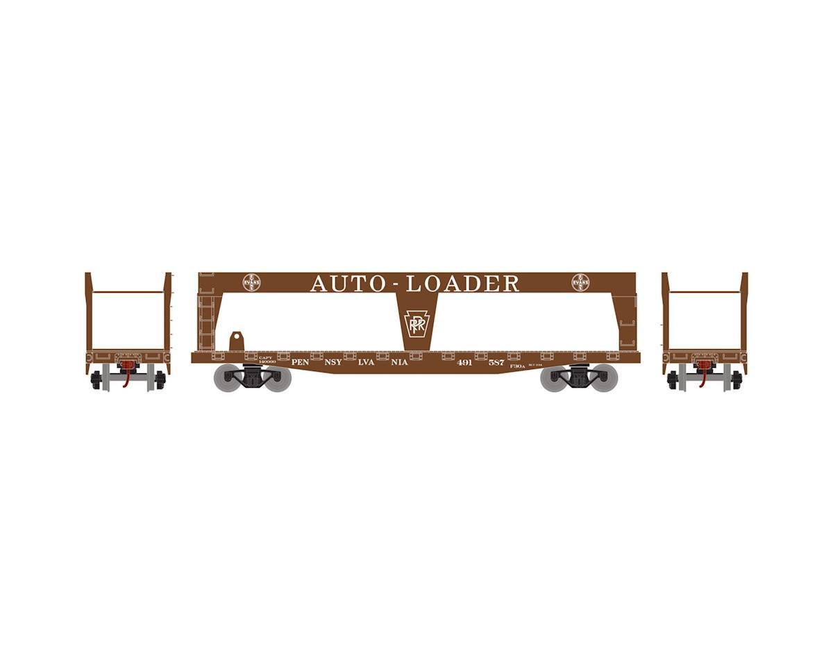 Roundhouse HO 50' Double-Deck Autoloader, PRR #491587