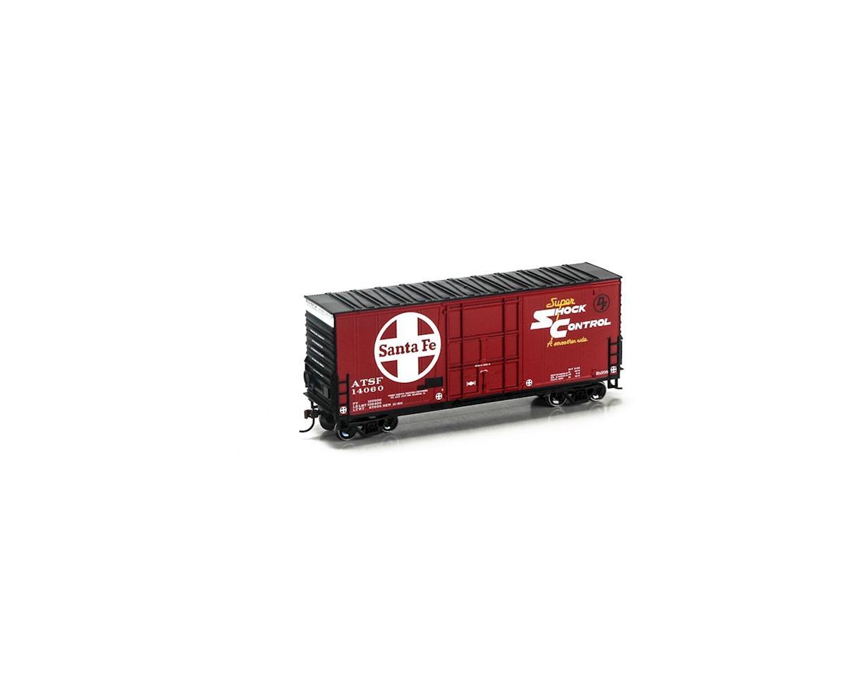 HO 40' High Cube Plug Door Box, SF #14060