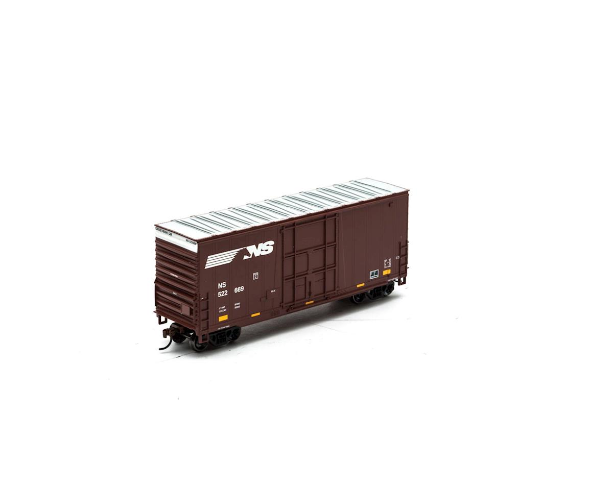 Roundhouse HO 40' High Cube Plug Door Box, NS #522669
