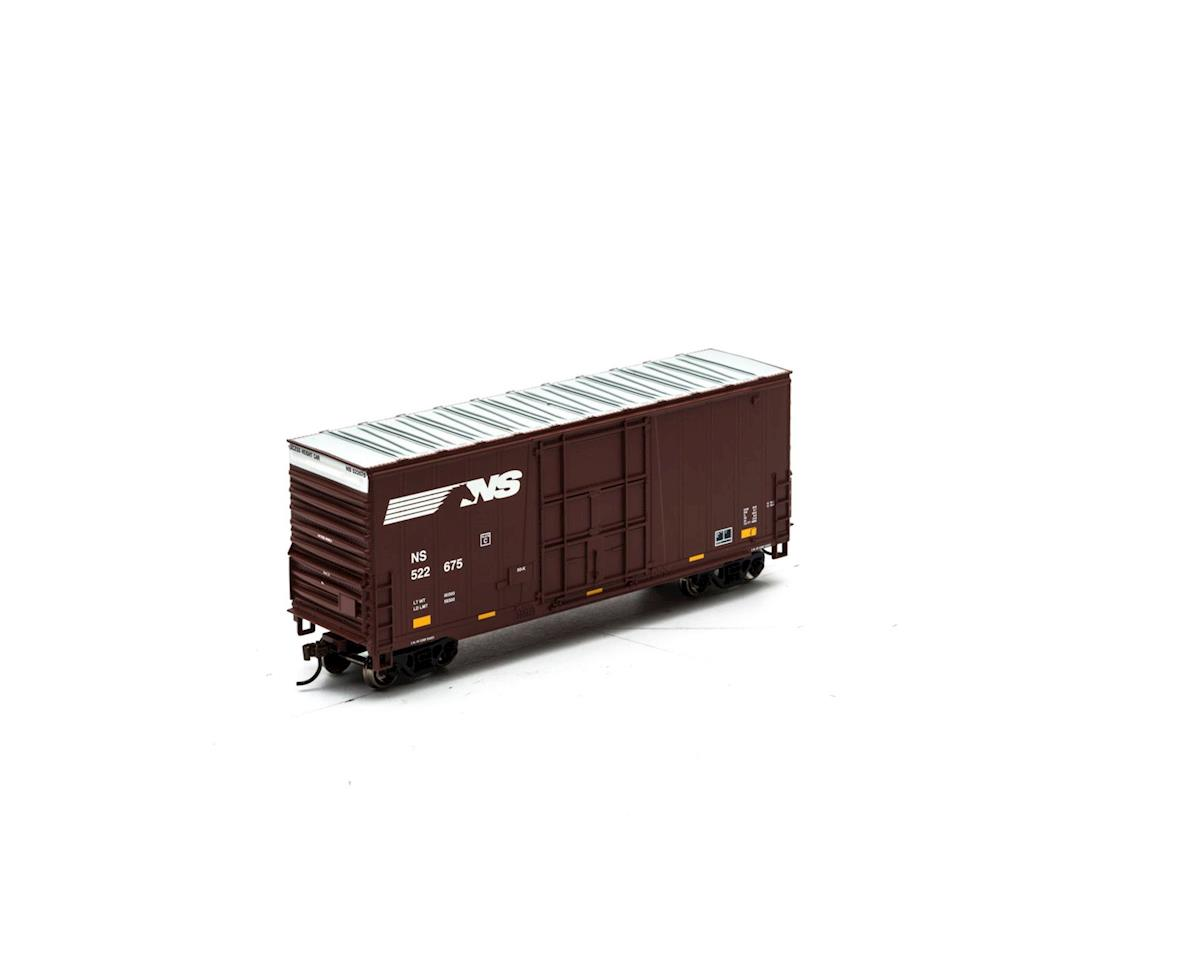 Roundhouse HO 40' High Cube Plug Door Box, NS #522675