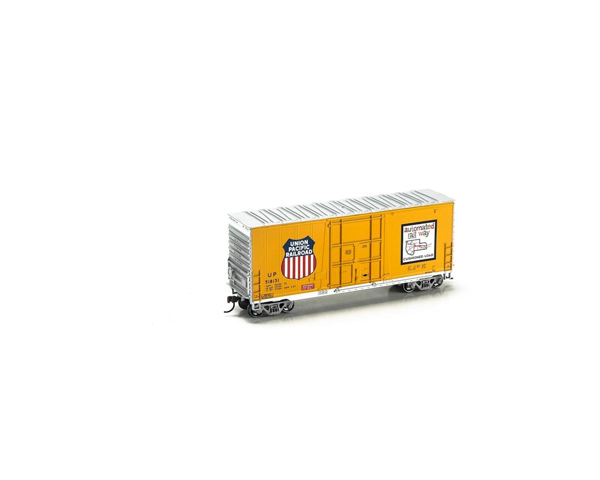 Roundhouse HO 40' High Cube Plug Door Box, UP #518131
