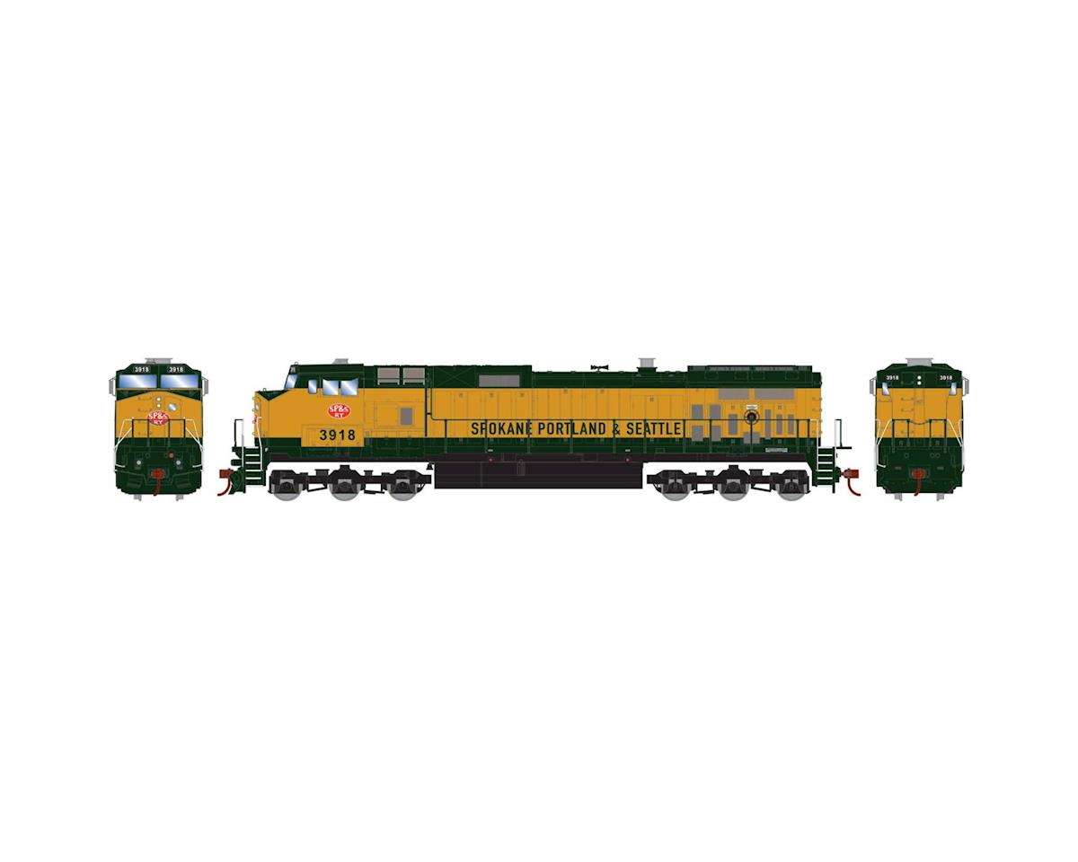 Roundhouse HO Dash 9-44CW, SP&S #3918