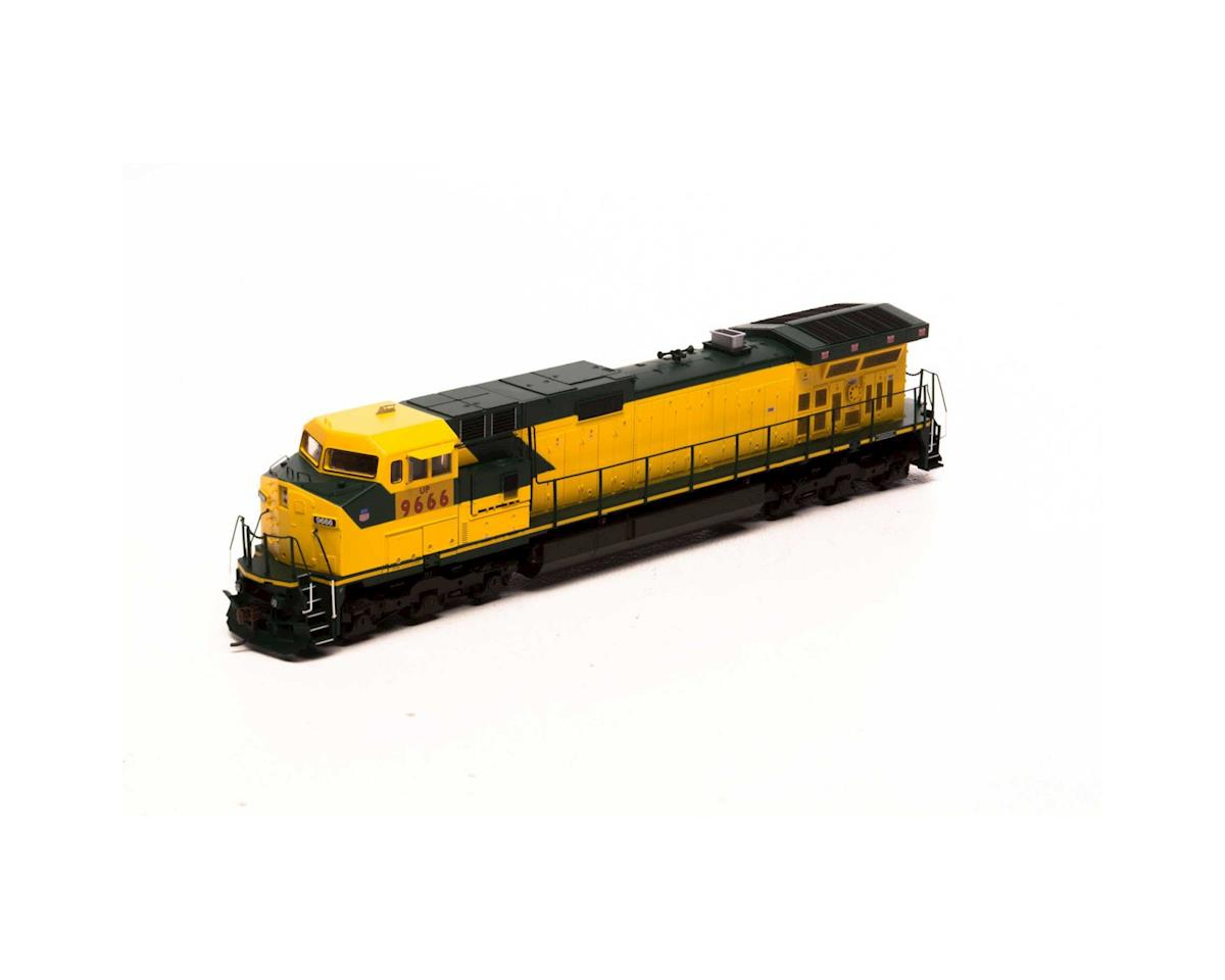 Roundhouse HO Dash 9-44CW, UP/Ex-C&NW #9666