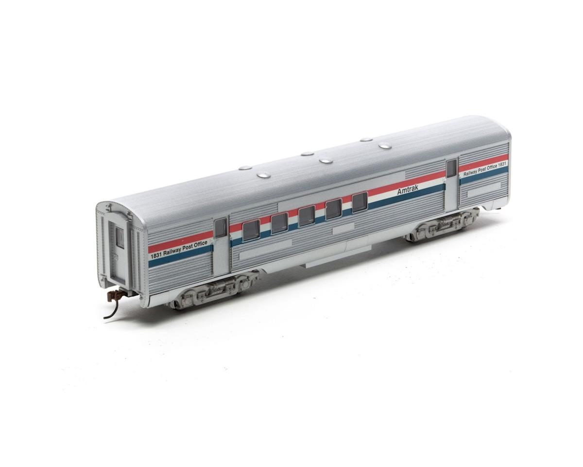 HO Streamline RPO, Amtrak #1831
