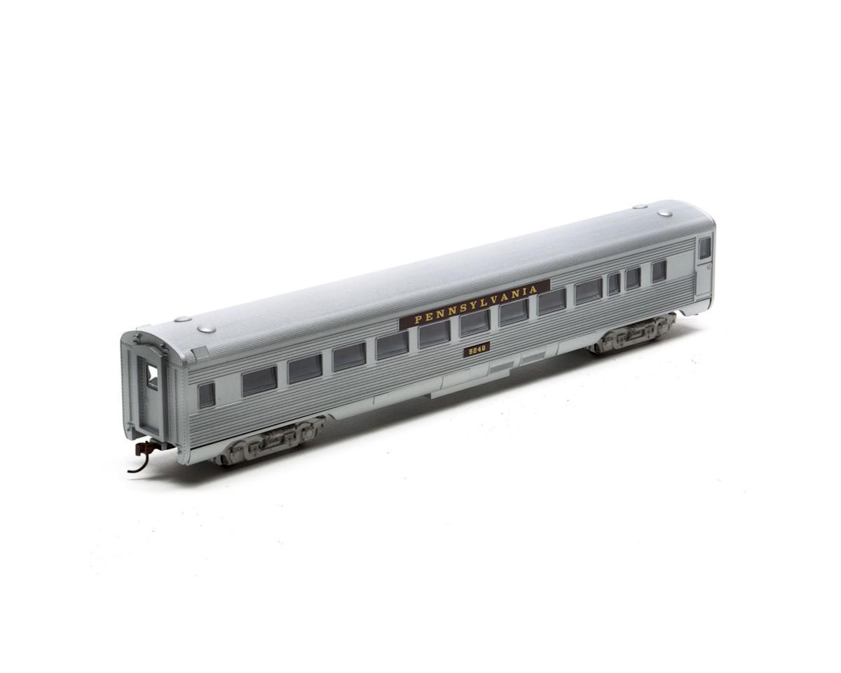 HO Streamline Coach, PRR #5249