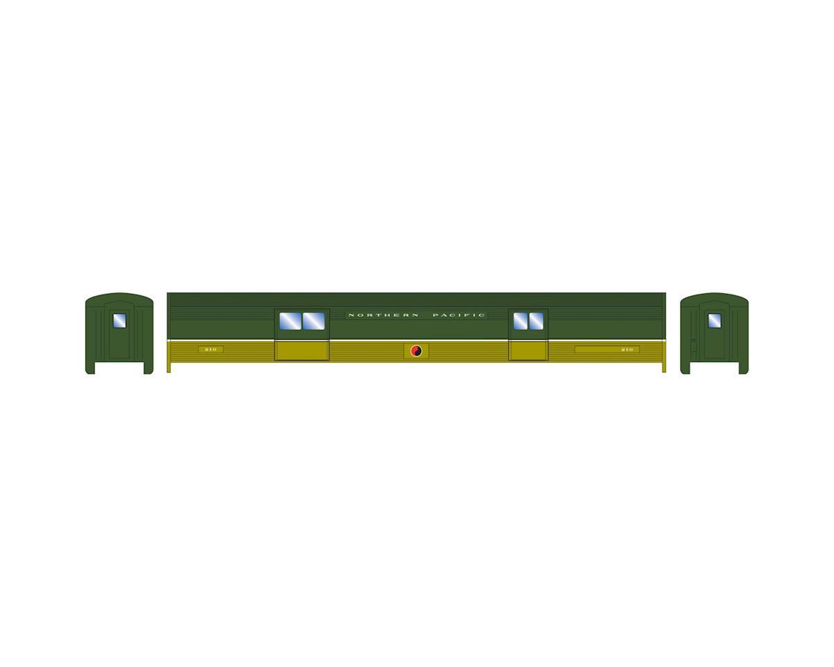 Roundhouse HO Streamline Baggage, NP #210