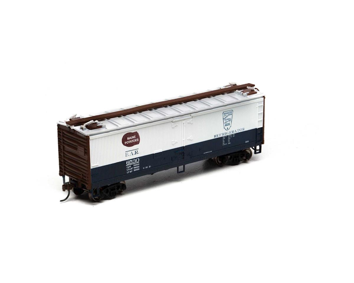 HO 40' Wood Reefer, BAR # 6530