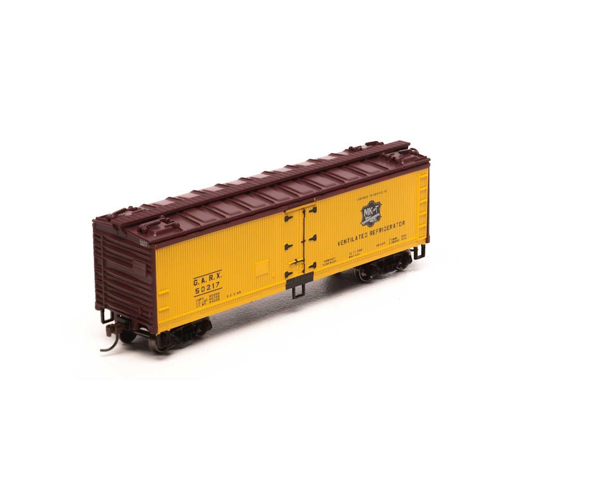 HO 40' Wood Reefer, MKT #GARX 50217