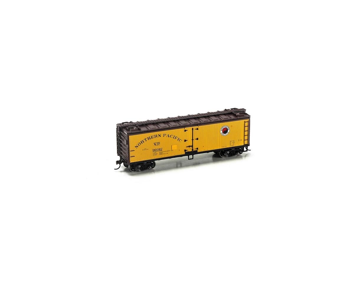 Roundhouse HO 40' Wood Reefer, NP #90012
