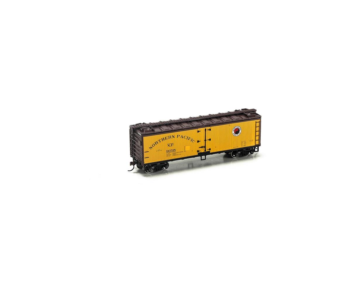 Roundhouse HO 40' Wood Reefer, NP #90518