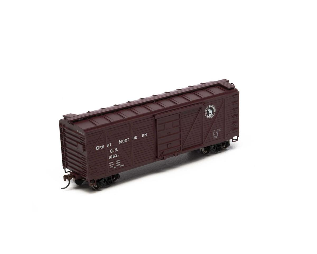 Roundhouse HO 40' Single Sheathed Box, GN #10821