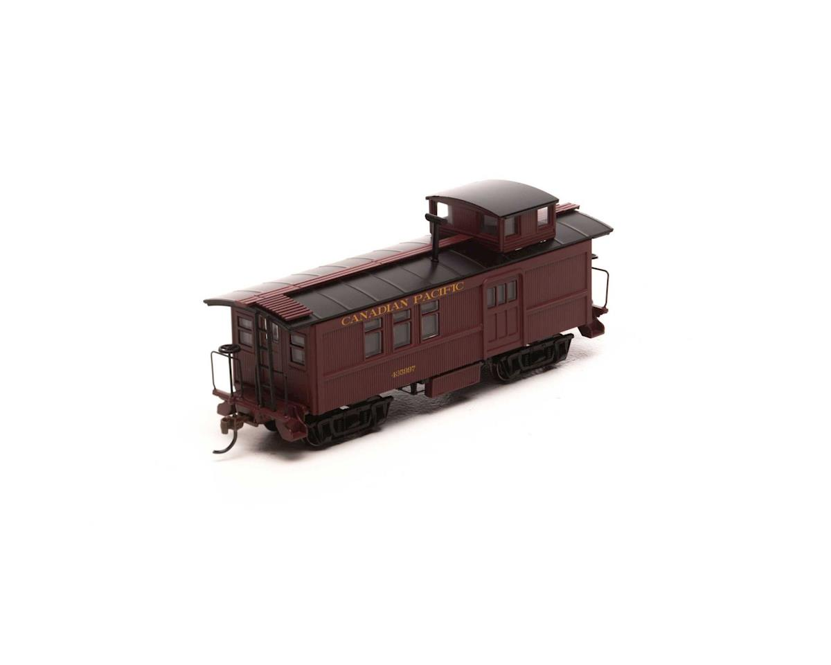 Roundhouse HO Drover's Caboose, CPR #435997