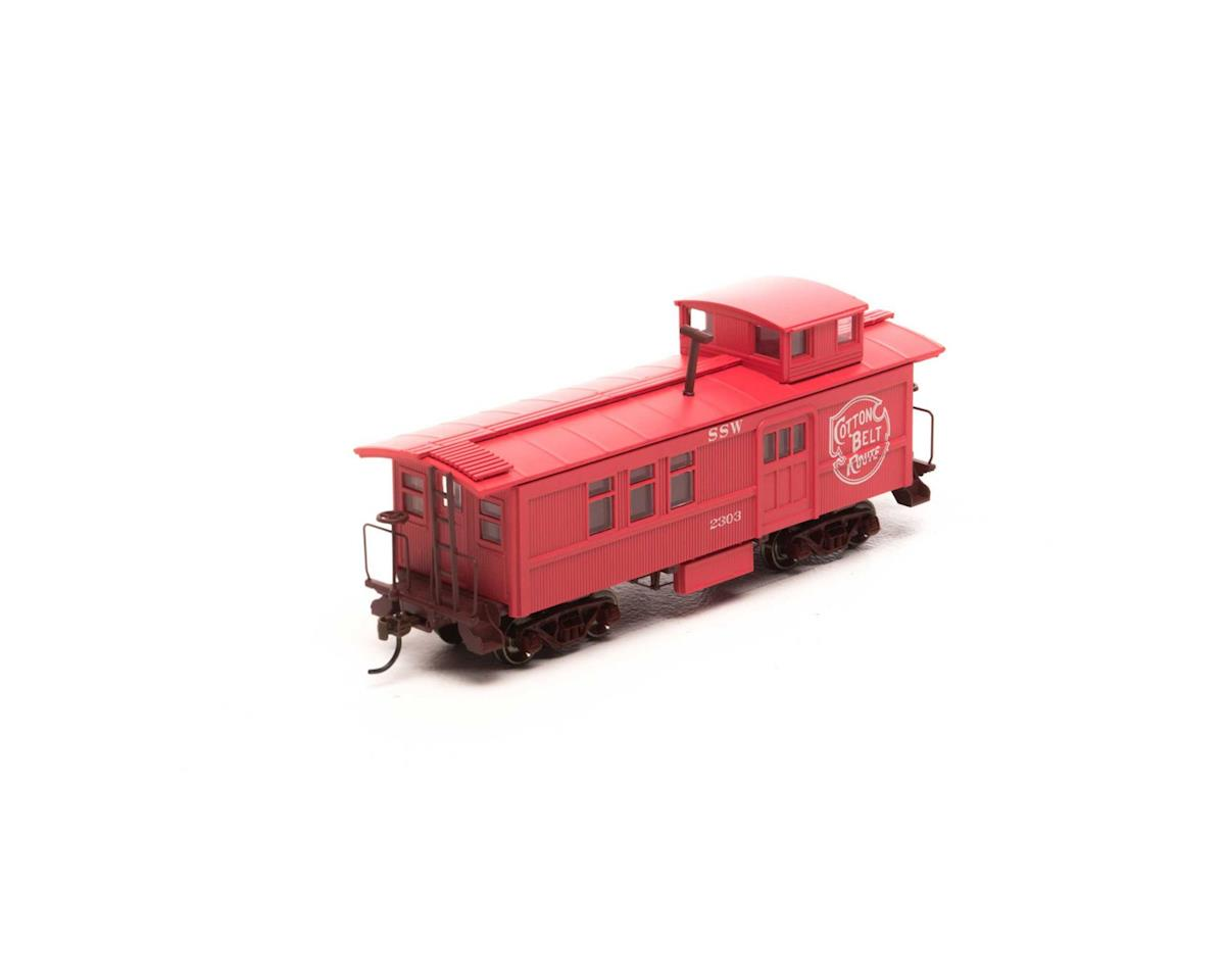 Roundhouse HO Drover's Caboose, SSW #2303