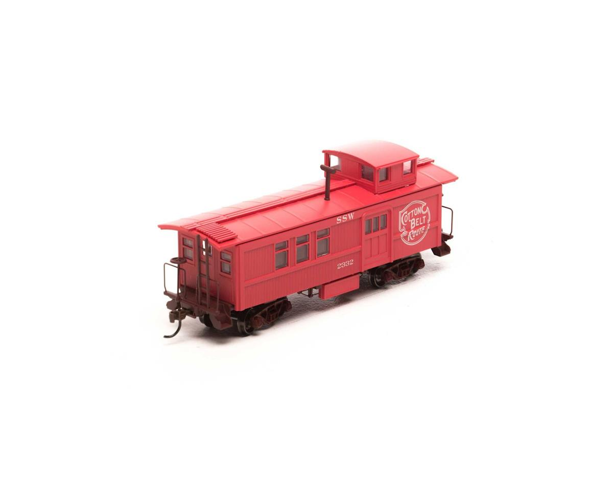 Roundhouse HO Drover's Caboose, SSW #2332